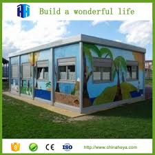100 Prefabricated Shipping Container Homes HEYA Superior Quality Prefab For Sale