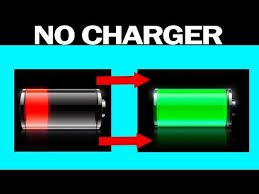 Download how to charge phone without charger 3gp 4