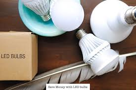 led light bulbs to save money feather light low cost energy bill