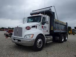 2017 Kenworth T300 Heavy Duty Dump Truck For Sale, 1,145 Miles ...