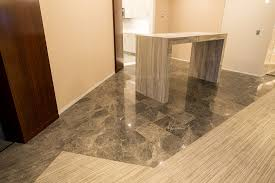 business interior floors porcelain and tile