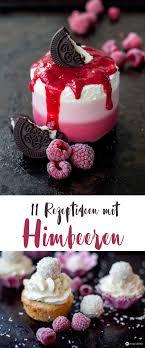 11 rezepte mit himbeeren sommerrezeptideen marmelade und