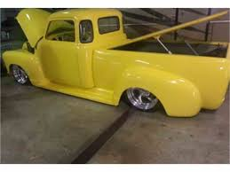 1953 Chevrolet Pickup For Sale | ClassicCars.com | CC-727768 1953 Chevrolet Truck Made In Canada 1434 Pickup 3100 4x4 A Popular Postwar Cool Ride Rides 5window Fast Lane Classic Cars 5 Window Custom For Sale Classiccarscom Cc976638 2 Ton Moving Van Jim Carter Parts Chevy Truckthe Third Act Classic Cars Green Wallpaper Either In This Red Or A Dark Blue Color 3 Love