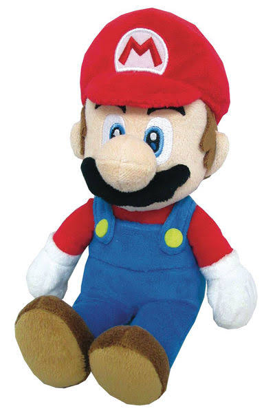 Little Buddy Toys Super Mario All Star Collection Plush Toy - 10""