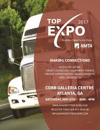 National Minority Trucking Association - TOP Expo 2017 Attendee ... Outstanding Support Usa Military American Pinterest Trucking Shortage Drivers Arent Always In It For The Long Haul Npr Alabama Association Home Manitoba Trucking Association National Minority Nmta Meet And Greet 2016 Virginia 8 9 Are Women The Answer To Truck Driver Shortage Missippi Transportation Commission Opposes Longer Combination Truckdrivers Archives The Newsroom Trucker 2nd Quarter By Industry News Arkansas