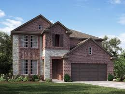Riverstone Ranch The Manor Classic new homes in Pearland TX by