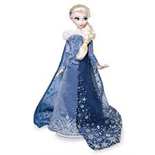Disney Elsa Doll Olafs Frozen Adventure Limited Edition
