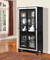 Bobs Furniture China Cabinet by Caree Curio Cabinet Acme Furniture Home Gallery Stores Curio