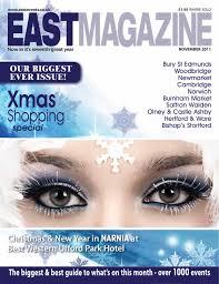 6ft Pre Lit Christmas Tree Sainsburys by East Magazine November 2011 By Thompson Media Partners Ltd Issuu