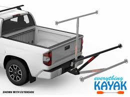 100 Truck Bed Extender Hitch Yakima Longarm Everything Kayak