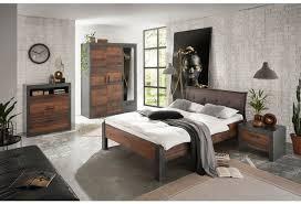 imv schlafzimmer kombi s9 mit kleiderschrank schwarz braun