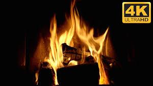 THE BEST 4K Fireplace Video in Ultra HD