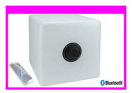sell luminatos 5s led cube hocker 40 cm beleuchtet mit