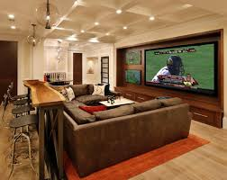 Leather Sectional Living Room Ideas by Home Design Brown Leather Sectional Decorating Ideas Room Couch