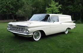 100 1959 Chevy Panel Truck Chevrolet Biscayne Sedan Delivery Classic Cars Pinterest