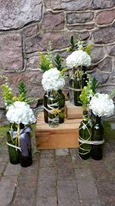 Decorative Wine Bottles Ideas by Best 25 Wine Bottle Wrapping Ideas On Pinterest Decorating Wine