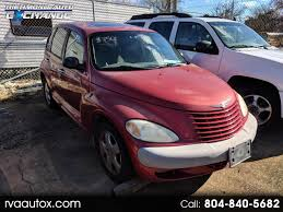 100 Richmond Craigslist Cars And Trucks By Owner Used 2001 Chrysler PT Cruiser For Sale From 995 CarGurus