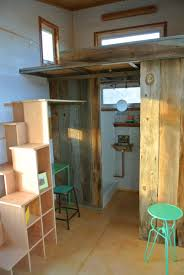 Tuff Shed Cabin Interior by Rocky Mountain Tiny Houses