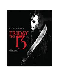 Ver Halloween Resurrection Castellano by Amazon Com Friday The 13th The Complete Collection Blu Ray
