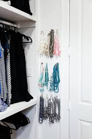 Closet Organization Jewelry Edition
