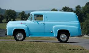 RM Hershey 2014 Highlights - 1956 Ford F-100 Panel Truck