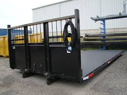 Custom Truck Bodies, Roll-Off Systems, Hook Lift System, Portable ...