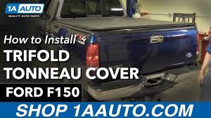 100 Leonard Truck Bed Covers How To Install Trifold Tonneau Cover 9703 Ford F150 YouTube