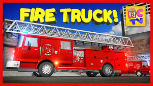 100 Fire Trucks Videos For Kids Learn About For Children Educational Video For By