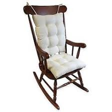 Klear Vu Omega Extra Large 2 Piece Rocking Chair Pad Set With Slip