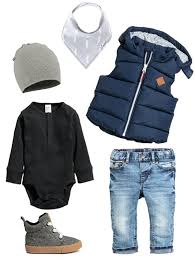 Baby Boy Basics For Fall