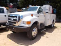 2008 FORD F650 MECHANICS TRUCK, VIN/SN:3FRNF65C18V574428 - FORD ...