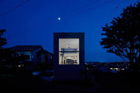 Simple And Stylish The Hiyoshi House From Japan
