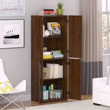 Walmart Wood Bathroom Storage Cabinet White by Mainstays Storage Cabinet Multiple Finishes Walmart Com