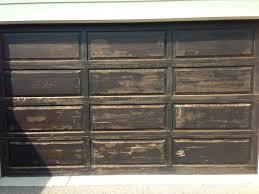 The Cost of Refinishing a Wood Front Door or Garage Door