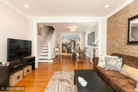 100 Small Townhouse Interior Design Ideas Baltimore MD In 2019 Interior Living