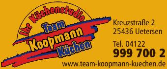 team koopmann küchen inh koopmann e k in uetersen