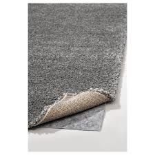 Best Felt Rug Pads For Hardwood Floors by Båring Rug Underlay With Anti Slip Ikea