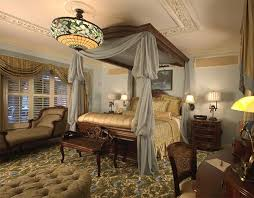 Teen Room Victorian Comfy Bedroom Interior Decor Pendant Lamp Table Wall Pergola Curtain Arm Chair Glass Window Design For With