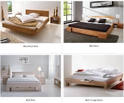 holzbetten schlafzimmermöbel in top qualität kaufen
