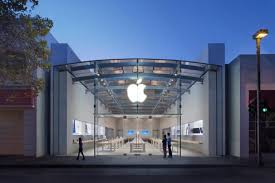 apple siege tim cook visite le nouvel apple store de palo alto macgeneration