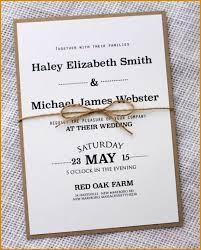 Unique Handmade Wedding Invitations Pinterest Modern Rustic Invitation Design This Chic Lwufob