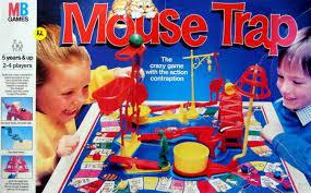 Mouse Trap TrunkSpace