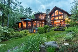 100 House In Nature An Adirondacks Getaway Nestled In WSJ
