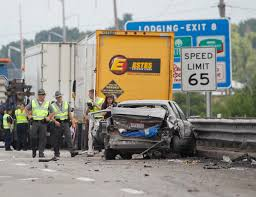 3 Killed, 1 Hurt In Severe Wrecks On I-475/U.S. 23 Near Maumee - The ... Estes Express Die Cast Doubleswinross Trains And Trucks Pinterest Trucking Conway Tracking How A Coin Toss Led To Ecommerce Exec Talks Evolution At Alk Usf Holland Saia Motor Freight New St Louis Terminal Constr Part 3 May 2017 Wilson Jobs Best Image Truck Kusaboshicom Ups Wikiwand Lines Bremco Cstruction Stock Photos Images Tes Truck Bojeremyeatonco Express Lines Portland Oregon Youtube The Worlds Newest Photos Of Flickr Hive Mind