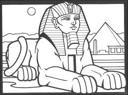 Cleopatra Coloring Pages