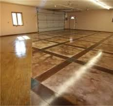 concrete floors staining and dyeing networx