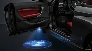 2015 BMW 2 Series Convertible LED Door Projector Interior