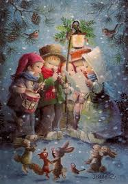 Leanin Tree Christmas Cards by Flutterby Patch Images Of Christmas By Ferrandiz Ferrandiz By