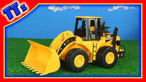 100 Loader Truck Wheel Toy Tunes Caterpillar Front Toy