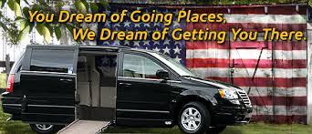 Buy Safe Handicap Vans The AMS Wheelchair Van Conversions For Wisconsin